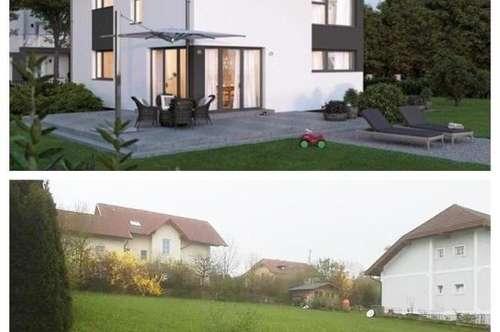 Waizenkirchen/Nahe Eferding - Schönes-Elkhaus und Grundstück