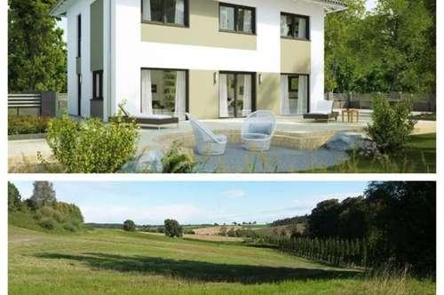 Grieskirchen- Schönes-Elkhaus und Grundstück (Noch 17 von 21 Parzellen verfügbar)