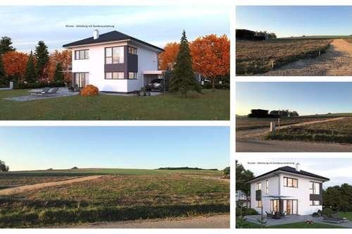 Randlage Andorf - Schönes-Elkhaus und Grundstück (3 Parzellen verfügbar)