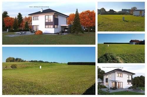 Randlage Neukirchen am Walde - Schönes-Elkhaus und Grundstück