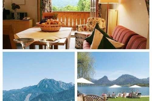 St. Wolfgang - Traumhafte Wohnung mit Seezugang