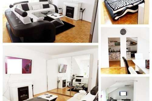 Linz - Schöne DG-Wohnung mit Wintergarten und Tiefgaragenplatz