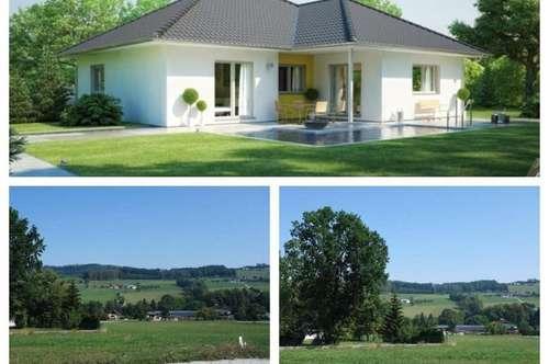 St. Konrad/Bezirk Gmunden- Schöner ELK-Bungalow und Grundstück