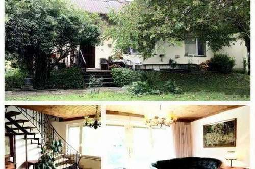 Bezirk Tulln - Großzügiges Haus mit Balkon, Keller und Gartenhütten