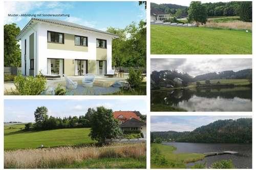 Randlage Krumau am Kamp - Schönes Elkhaus und Grundstück