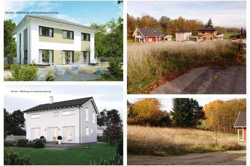 Stroheim/Nahe Eferding/Leonding/Linz - Schönes Elkhaus und Grundstück (2 Parzellen verfügbar)
