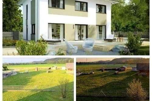 Randlage/Wieselburg - Schönes Elkhaus und Grundstück