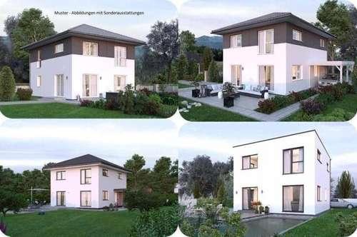 Dorf an der Pram - ELK-Schüsselfertige Ausführung (Wohnfläche - 117m² - 129m² & 143m² möglich)