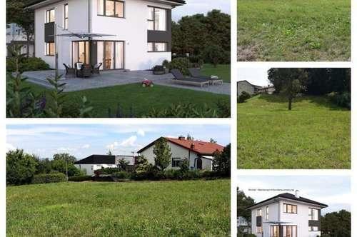 Ansfelden - Schönes Elkhaus und schönes Grundstück (Nur noch eine Parzelle verfügbar)