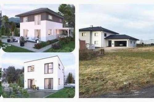 Randlage Ruprechtshofen - Schönes Elkhaus und Grundstück (Wohnfläche - 117m² - 129m² & 143m² möglich) - 4 Parzellen verfügbar