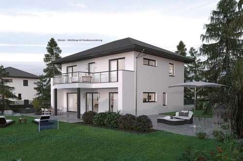Randlage Thalheim bei Wels - Schönes-Elkhaus und Grundstück