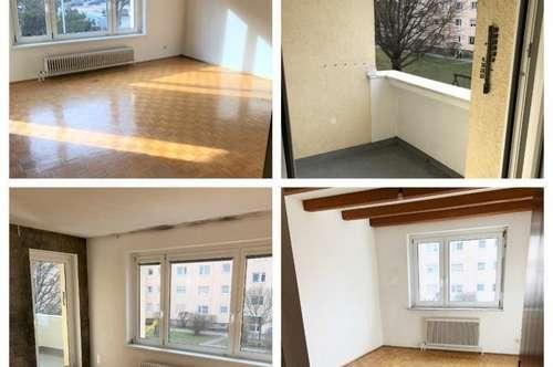 Linz - Schöne Wohnung mit Loggia und Parkplatz