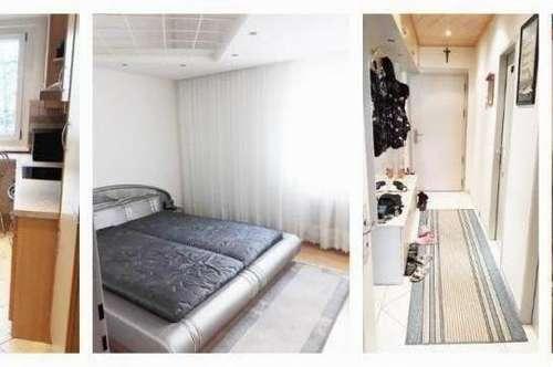 Randlage Korneuburg/Bisamberg - Schöne Wohnung mit Loggia und Garagenplatz