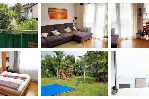 Graz/Andritz - Schöne Wohnung mit Loggia und Tiefgaragenplatz