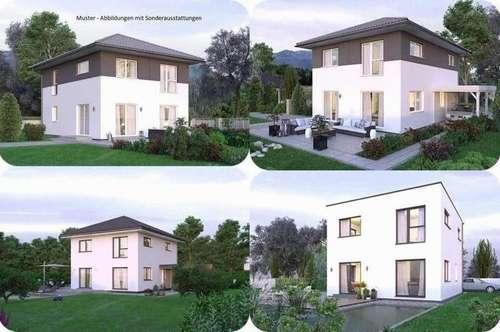 Randlage Zwettl an der Rodl-Elkhaus und Grundstück (Wohnfläche - 117m² - 129m² & 143m² möglich)