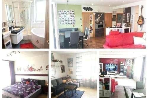 Randlage Kapfenberg - Schöne Wohnung mit Loggia und Tiefgaragenplatz