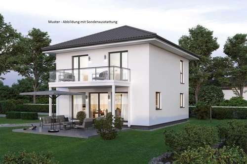 Randlage/Wieselburg - Schönes-Elkhaus und Grundstück