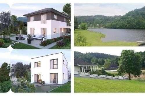 Randlage Krumau am Kamp - Elkhaus und Grundstück (Wohnfläche - 117m² - 129m² & 143m² möglich)