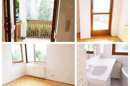 Ried im Innkreis - Schöne 4 Zimmer-Wohnung mit 2 Loggien