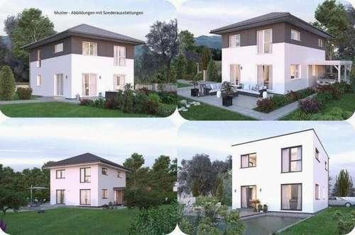 Dietmanns-Elkhaus und Grundstück (Wohnfläche - 117m² - 129m² & 143m² möglich)
