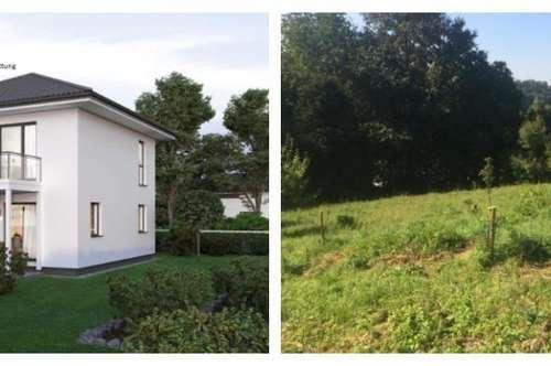 Randlage/Baumgartenberg - Schönes-Elkhaus und Grundstück