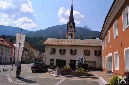 Stadthaus im Ortskern von Mauthen