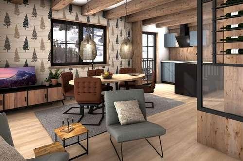 MOUNTAIN CHALETS NASSFELD - Apartments