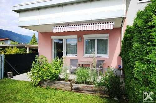 Schöne Gartenwohnung in Villach nahe Vassachersee
