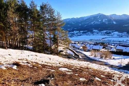 Herrliche Aussichtslage - Baugründe in Sonnwiesen