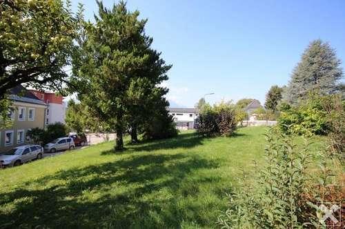 RARE GELEGENHEIT Baugrundstück in Villach - LIND