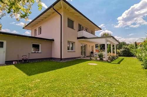Klagenfurt - Neuwertiges Einfamilienhaus in gefragter Lage
