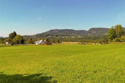 Baugründe in Feistritz/Rosental