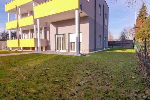 Anlegerwohnung mit Eigengarten in Klagenfurt/Waidmannsdorf