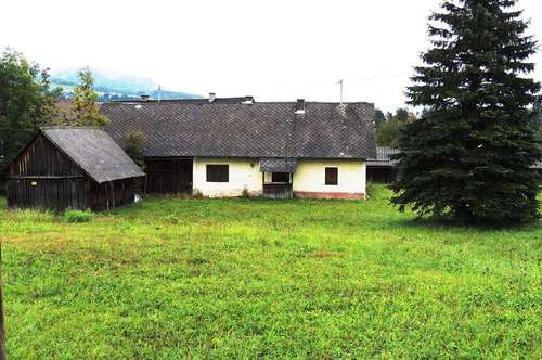 Keusche in St. Jakob/Rosental