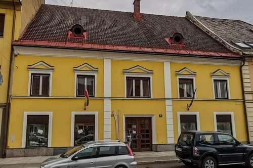 Altbau Wohn-/Geschäftshaus Völkermarkt/Hauptplatz