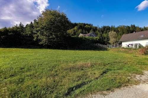 Schnäppchen! Baugrund in Kaunz Gemeinde Griffen