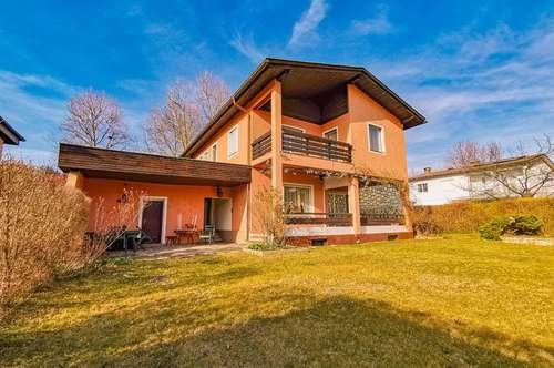 Wohnhaus in Klagenfurter Bestlage