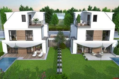 Alte Donau Nähe Einfamilienhaus auf EIGENGRUND 0% Provision