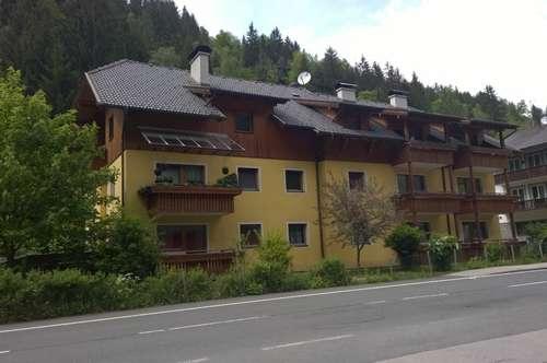 Schöne Wohnung in Kremsbrücke (Kärnten)! Provisionsfrei!