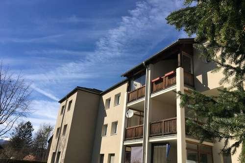 Blauer Himmel nahe Villach!