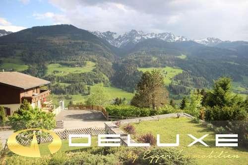 Haus mit wunderschönen Bergblick und Fernsicht mit Hallenbad in der nähe von Zell am See zu verkaufen