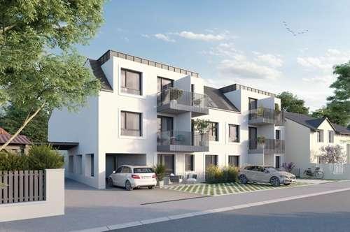 Wohnhausanlage S417: herrliche 3-Zimmer Vorsorgewohnung mit Eigengarten