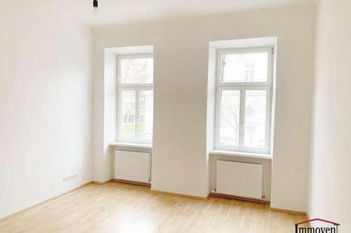 UNBEFRISTET - Gut geschnittene 2-Zimmerwohnung in einem gepflegten Altbau!