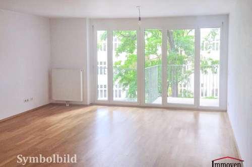 Neubauwohnung mit Balkon in ausgezeichneter Wohngegend (Mietbeginn: 01.11.2019)
