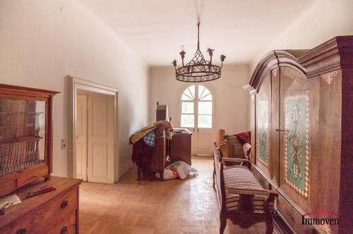 Herrenhaus - renovierungsbedürftig aber einmalig - EXKLUSIVER LANDSITZ!