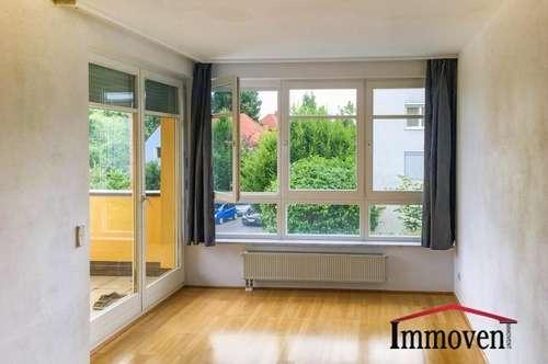 4-Zimmerwohnung - Ruhelage mit Blick ins Grüne