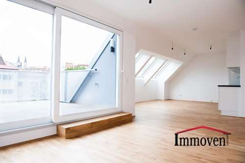 Exklusive DG-Terrassen-Wohnung - come in and find out!!!