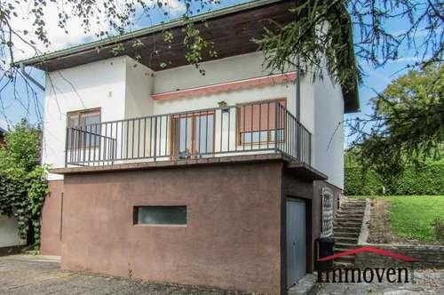 TRAUMGRUNDSTÜCK in einer Grünoase mit sanierungsbedürftigem Einfamilienhaus – Nähe Graz-Mariatrost und noch leistbar!