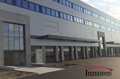 >> PROVISIONSFREI << Neu errichtete variable Hochregal-Lagerflächen im Süden von Wien