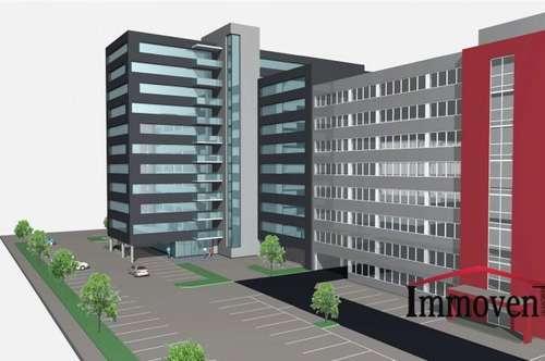 ERSTBEZUG! Bürofläche über zwei Etagen im komfortablen Baukomplex!